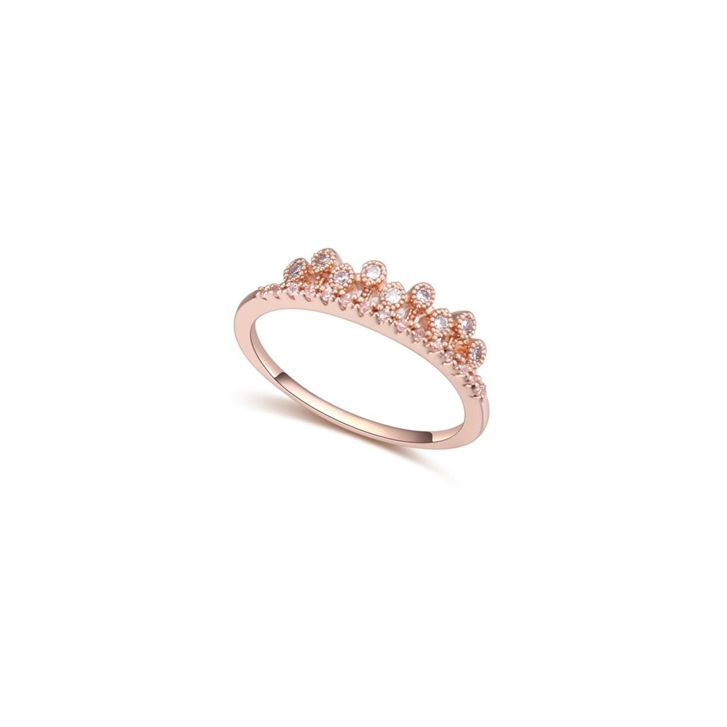 Prsteň crystal