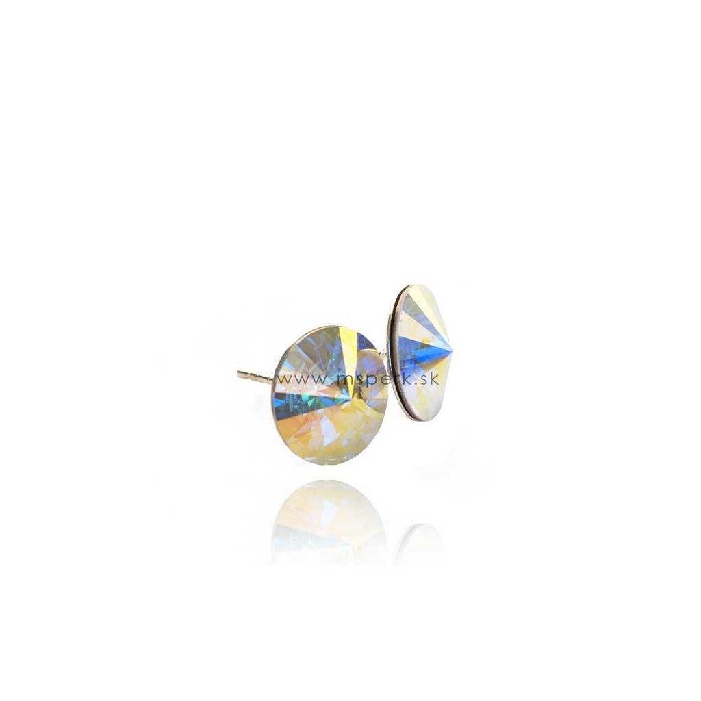 Náušnice SWI crystal 117