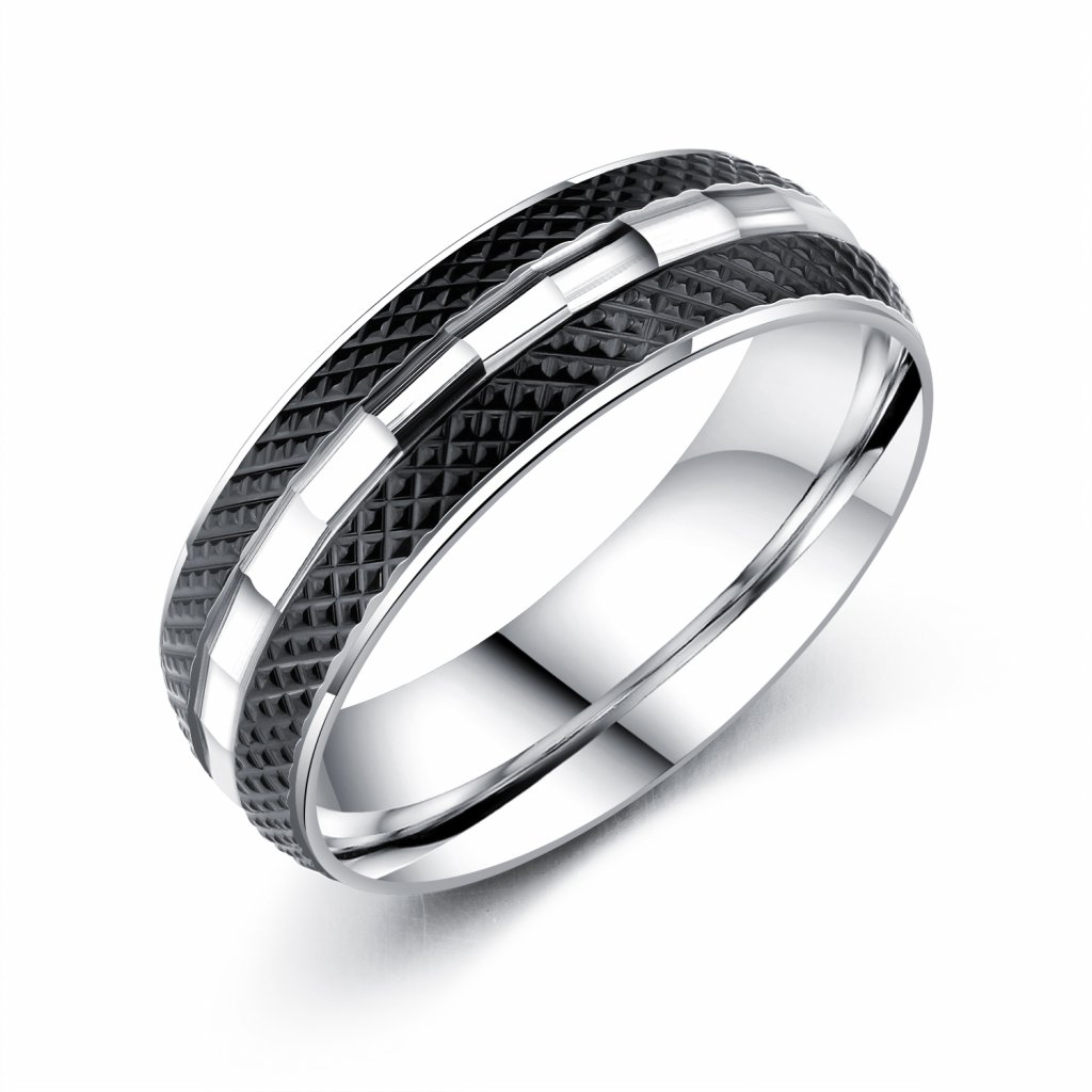 064f492c9 Pánsky prsteň z chirurgickej ocele - mŠperk.sk