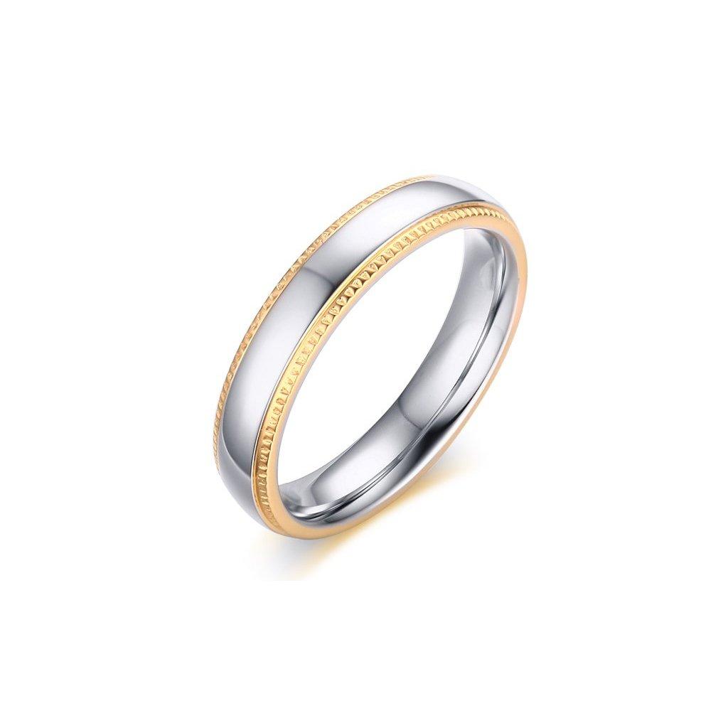 7a6a77801 Dámsky prsteň z chirurgickej ocele - mŠperk.sk