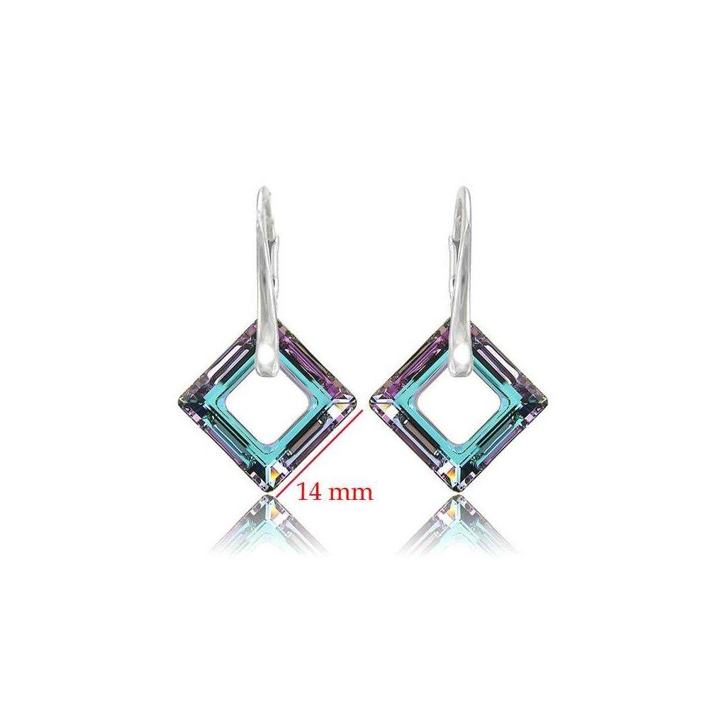 Náušnice SWI crystal 1503