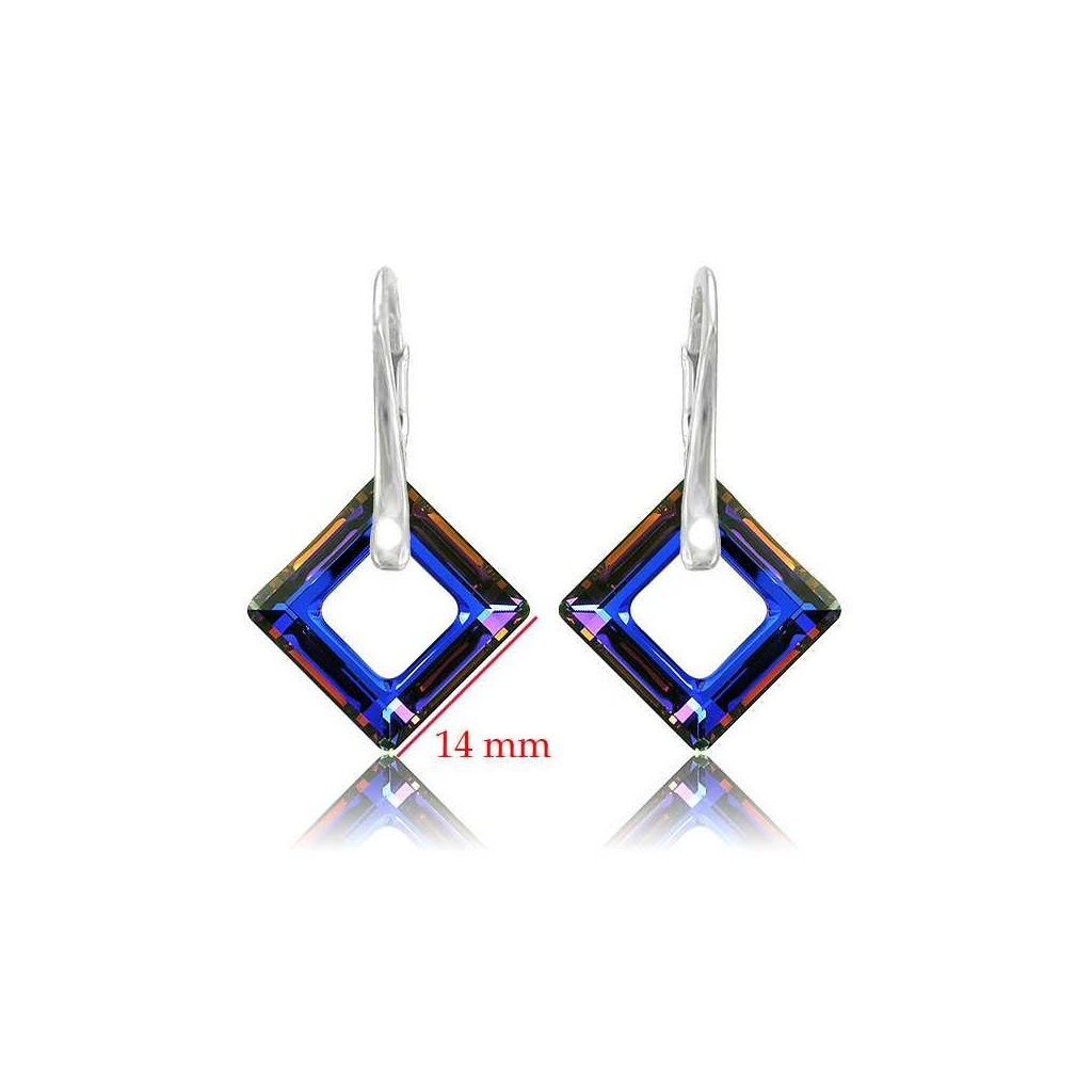 Náušnice SWI crystal 1530