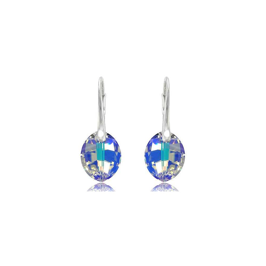 Náušnice SWI crystal 1578 23 mm