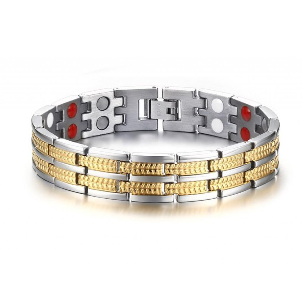 5244beadf Títánový, magnetický náramok - mŠperk.sk