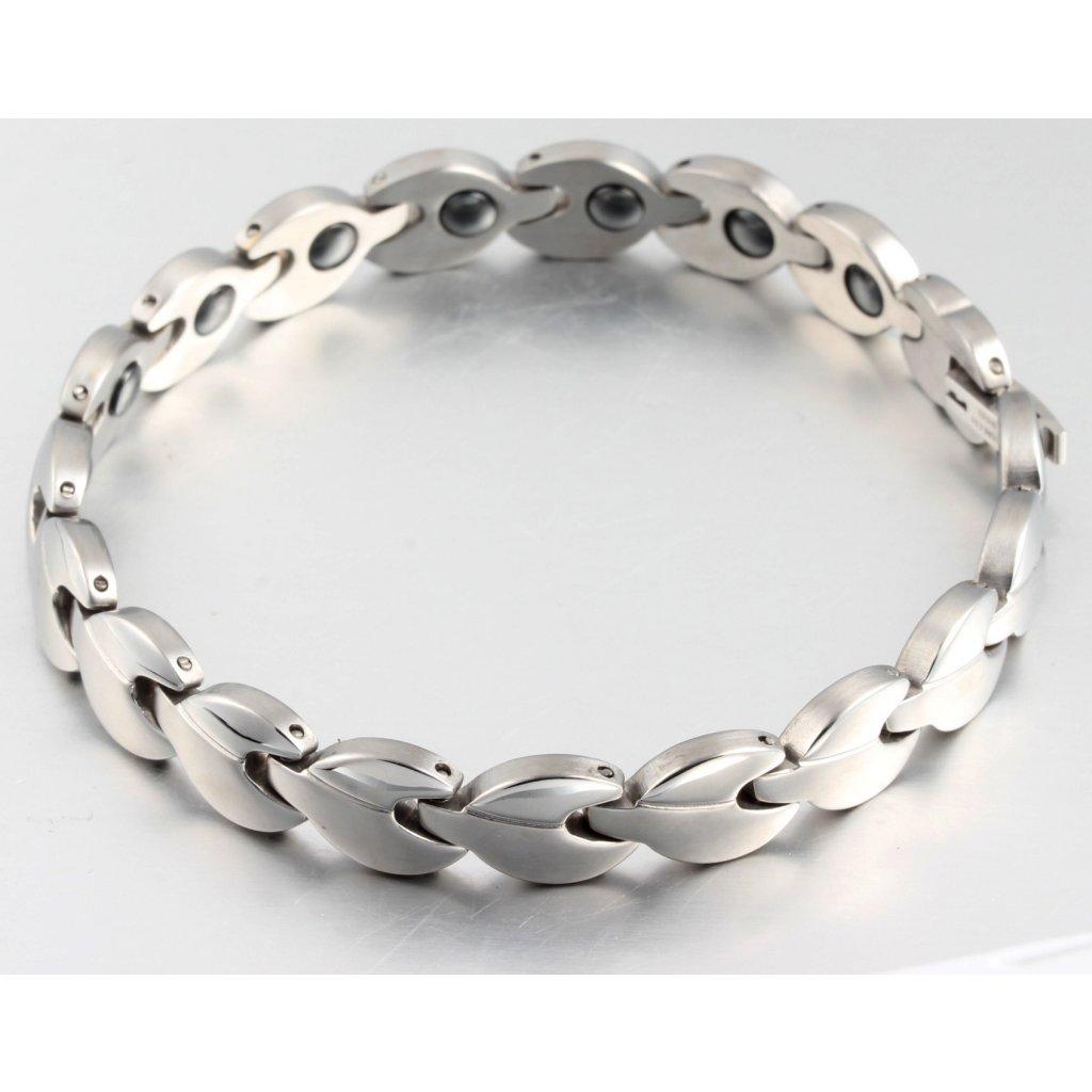 3df9546cb Magnetický náramok z chirurgickej ocele - mŠperk.sk
