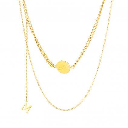 Dámsky náhrdelník Miss 1