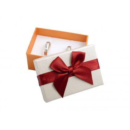 Darčeková krabička na prstene