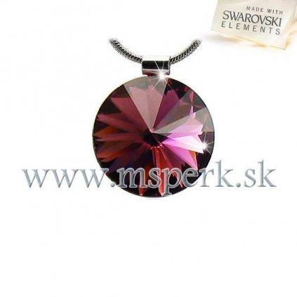 Prívesok SWI crystal 222 - 10,5mm