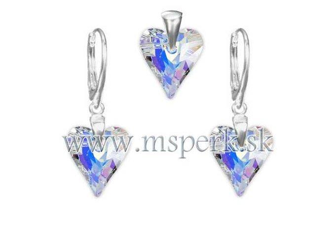 Exkluzívny set SWI crystal 1892