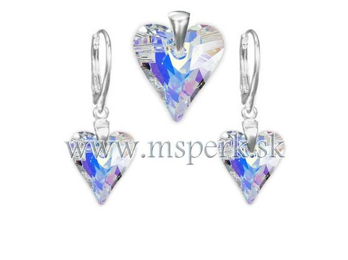 Exkluzívny set SWI crystal 1893
