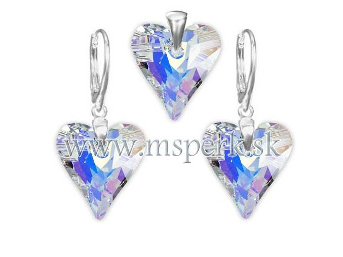 Exkluzívny set SWI crystal 1894