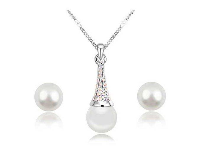 Exkluzívny perlový set 1960