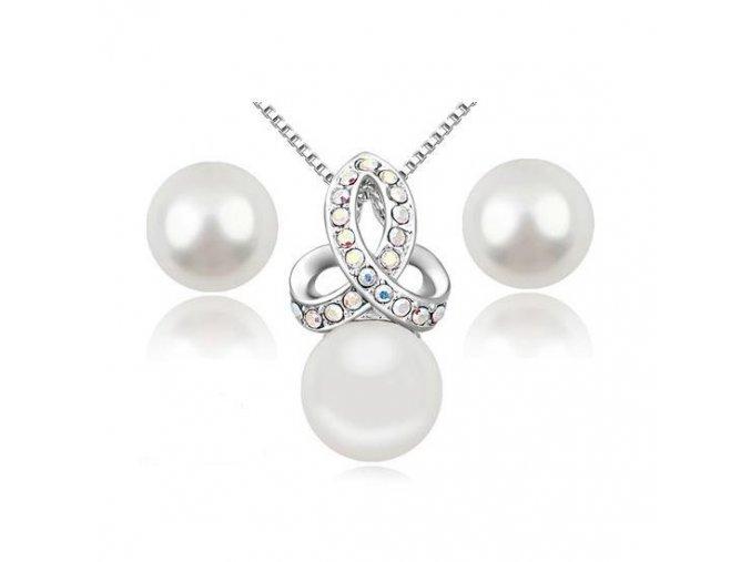 Exkluzívny perlový set 2275
