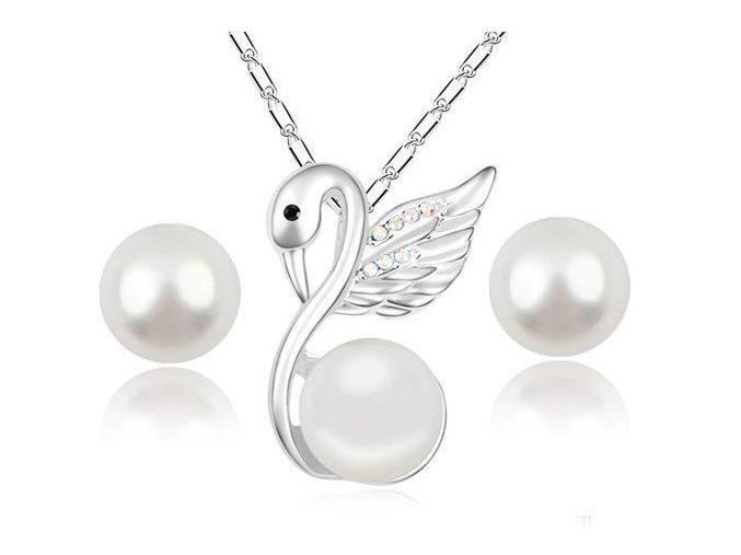 Luxusný perlový set 2274