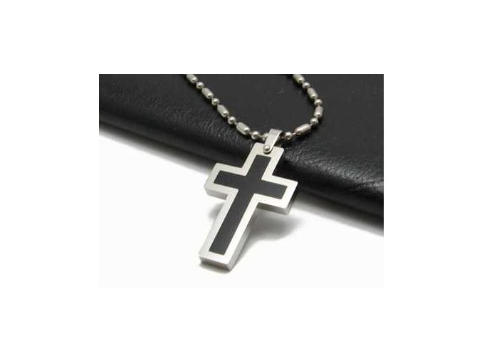 Prívesok Simple Cross