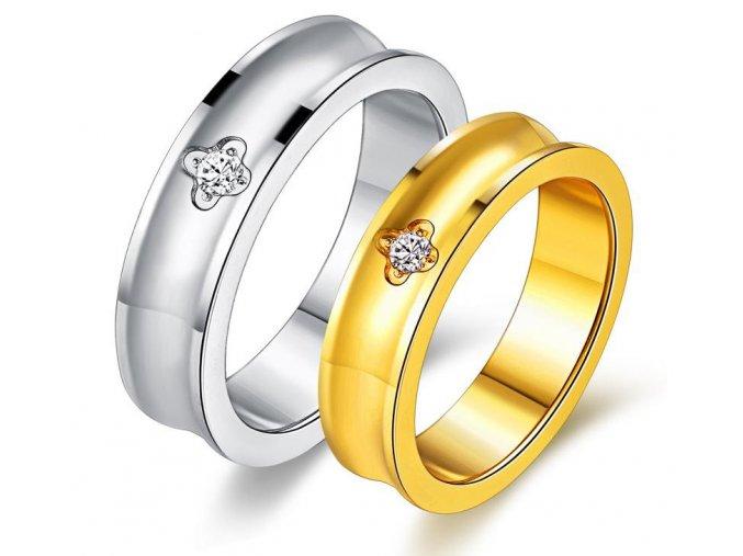 Obrucky z ocele zlata a strieborna farba 1 1