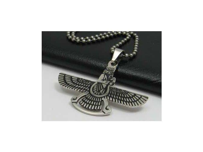 Prívesok Black Eagle