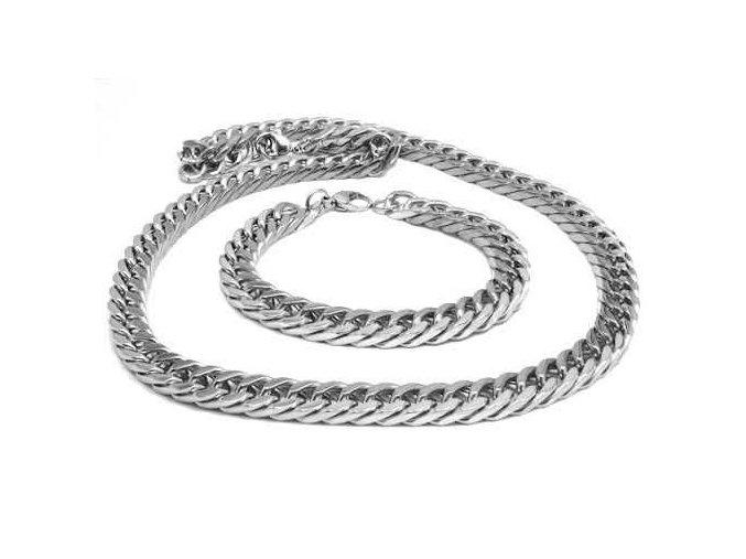 Pánsky set Silver Handrick 0951