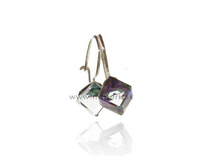 Náušnice SWI crystal 119