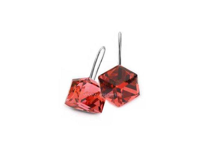 Náušnice SWI crystal 201