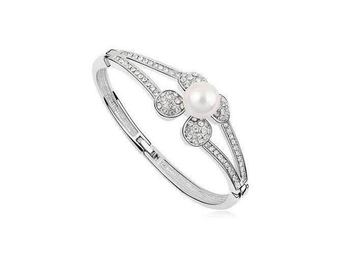 Exkluzívny náramok SW perlový 2198