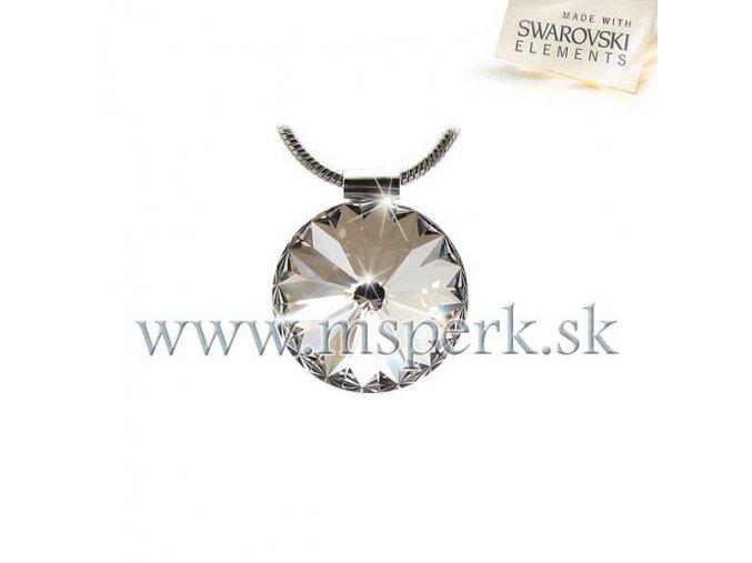 Prívesok SWI crystal 224 - 12mm