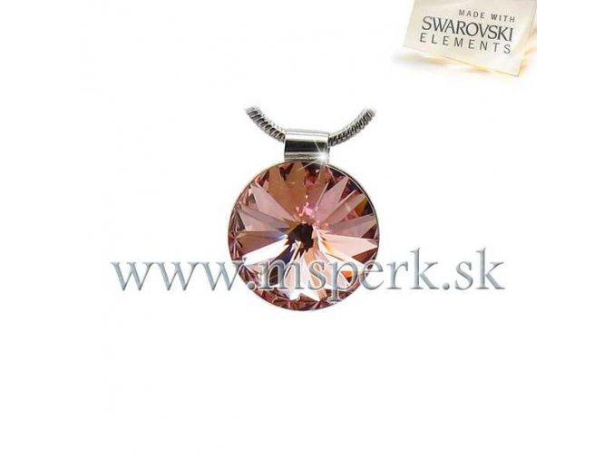 Prívesok SWI crystal 229 - 12mm