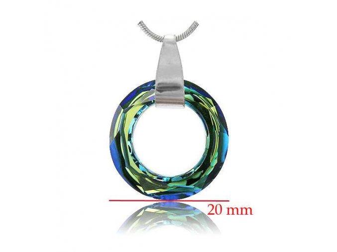 Prívesok SWI crystal 1462