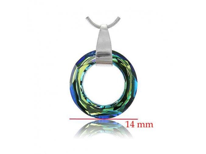 Prívesok SWI crystal 1463