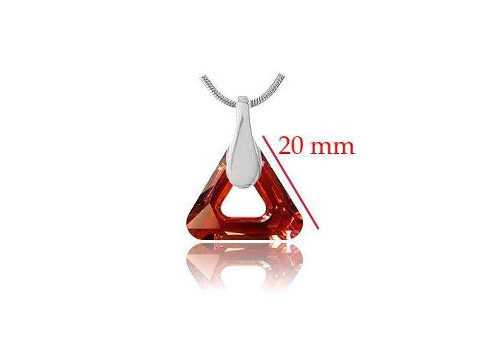 Prívesok SWI crystal 1492