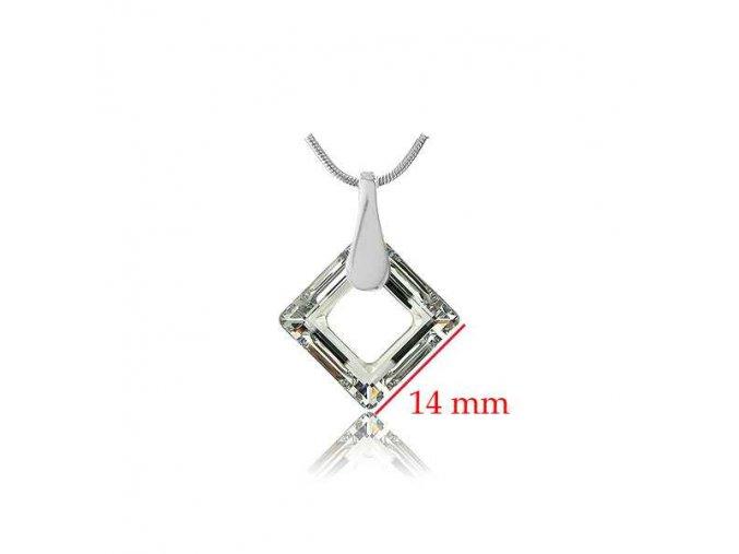 Prívesok SWI crystal 1514