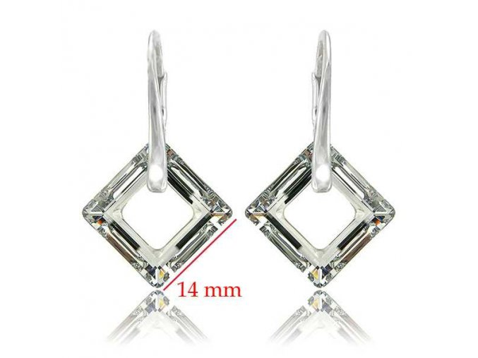 Náušnice SWI crystal 1511
