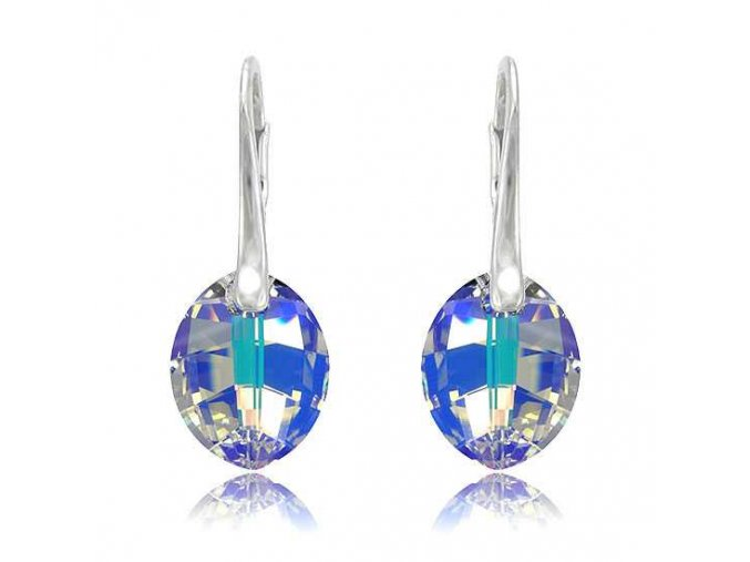 Náušnice SWI crystal 1577 14 mm