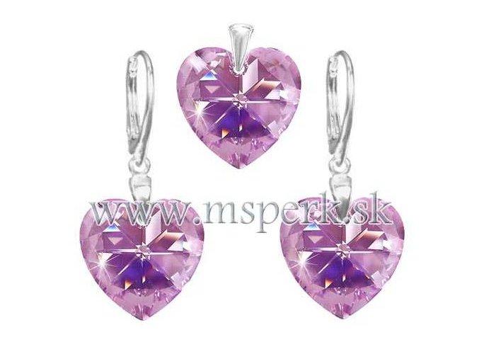Exkluzívny set SWI crystal 1596