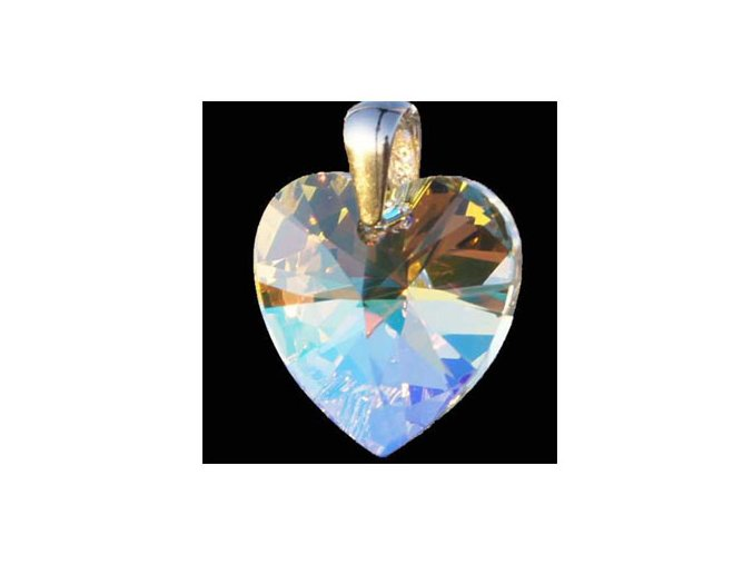 Prívesok Srdce 28 mm