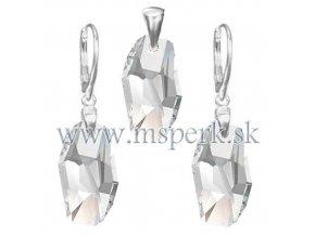 Exkluzívny set SWI crystal číry