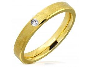 Dámsky prsteň so zirkónom (2)