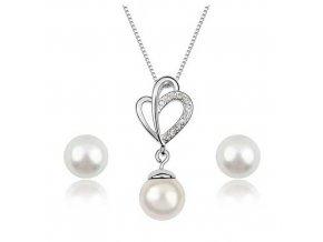 Exkluzívny perlový set