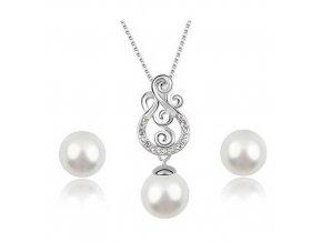 Exkluzívny perlový set 1954
