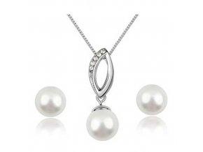 Exkluzívny perlový set 1956