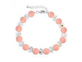 Exkluzívny perlový náramok 2015