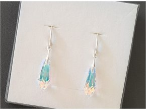 swarovski crystals náušnice 2