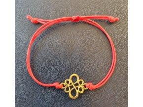 Náramok so symbolom prosperity a šťastia
