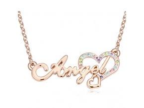 Exkluzívny náhrdelník Angel