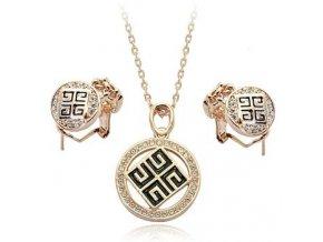 Set - náhrdelník a náušnice 2622