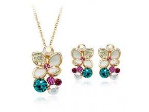 Set - náhrdelník a náušnice 2625