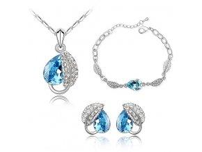 Set Slza -Trojdielna dámska súprava šperkov