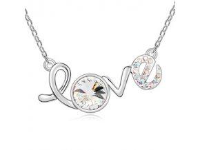 Exkluzívny náhrdelník SW Love