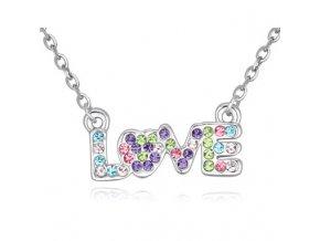Exkluzívny náhrdelník Love