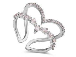 Prsteň SWI crystal